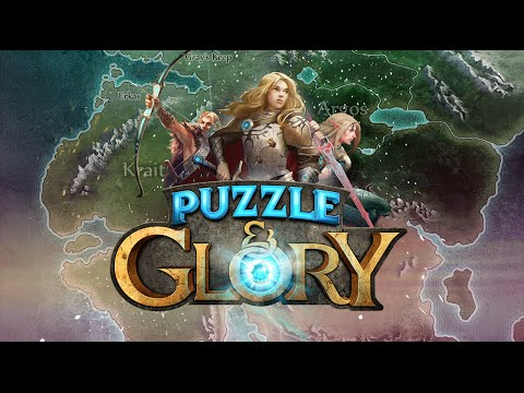 Puzzle & Glory Launch Trailer