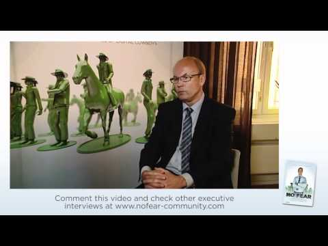 CEO Matti Alahuhta, KONE Corporation, talks about 'No Fear' the book...