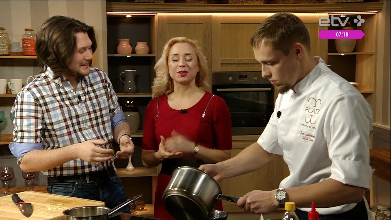 Похмельный суп. Шеф-повар Павел Евдокименко
