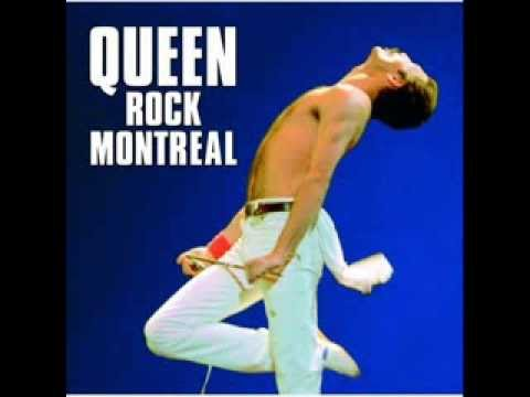 Queen Live Rock Montreal - 21 Jailhouse Rock