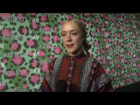 THE KENZO X H&M NEW COLLECTION  | Chloe Sevigny - Actress  Interview