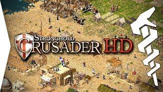 Stronghold Crusader HD ► 2v2 Multiplayer Gameplay - Zakhcolyte Grand Festival!