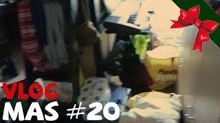 Rommeligste kamer van Nederland & Justin Bieber fan ?! || Vlogmas #20