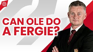 Can Ole Do A Fergie?! Fanzine Friday with Red News Founder