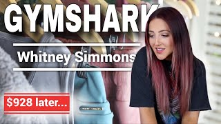 I Didn't Want to Post This.. Gymshark X Whitney Simmons