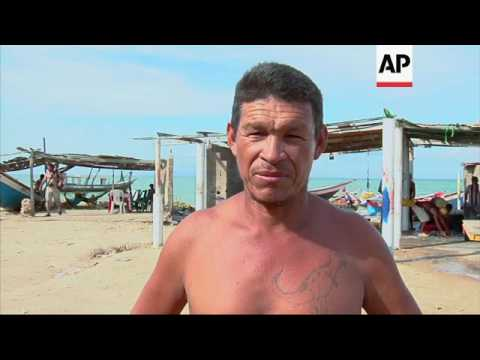 ONLY ON AP Pirate Danger For Venezuela Fishermen
