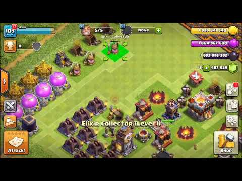 Private Clash Of Clans Server.
