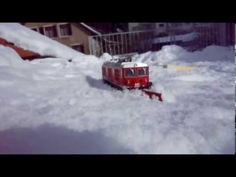 Gauge 0 snow plow Fama/Alpinline/ACB
