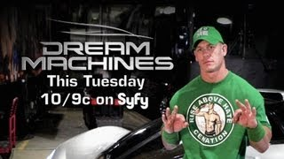 John Cena guest stars on Syfy