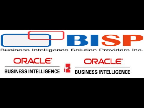 OBIEE Basic Admin Part I | OBIEE Administration | Oracle Fusion ...
