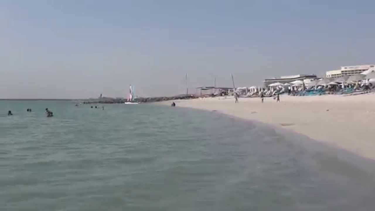 Ikea Schrank Für Spülmaschine ~ Saturday walk along Yas beach in Abu Dhabi  YouTube