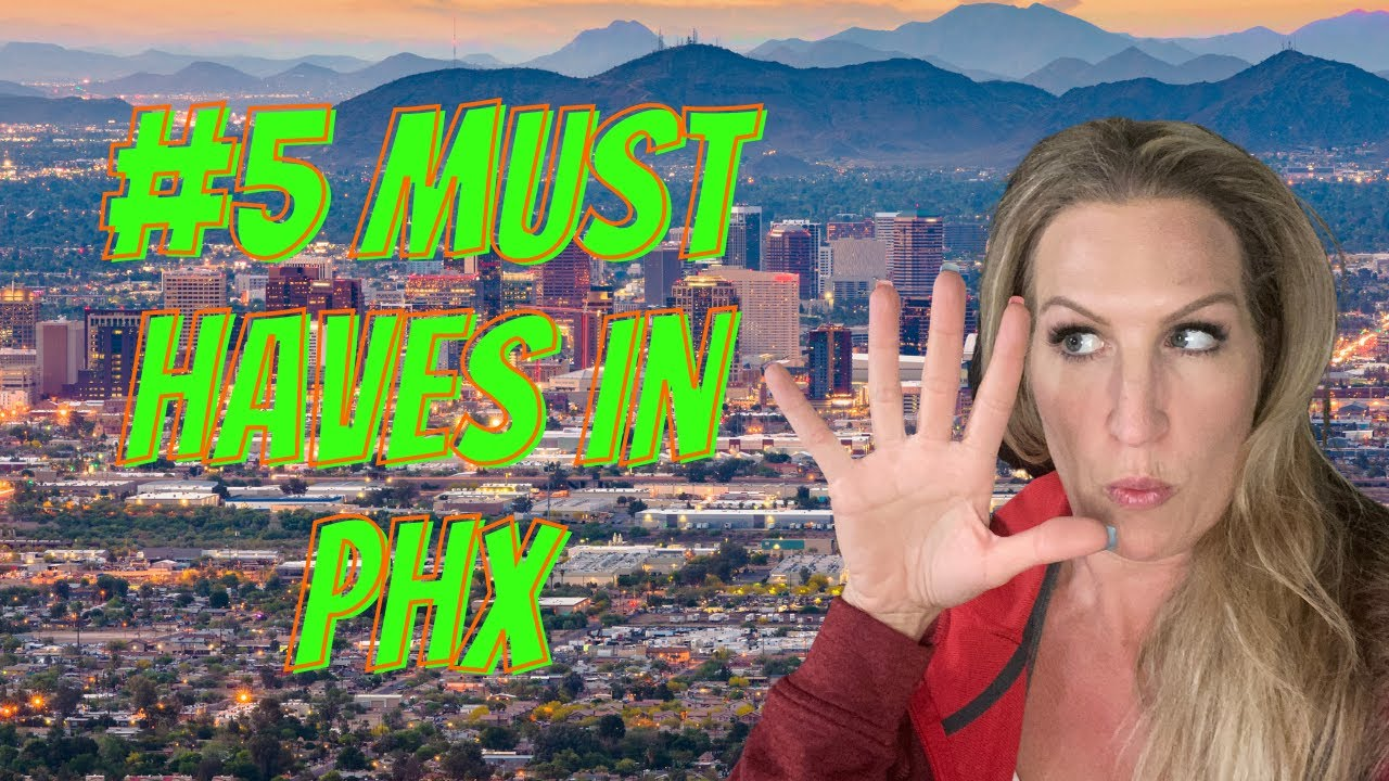 5 Things Homebuyers Want When Buying a Home in Phoenix