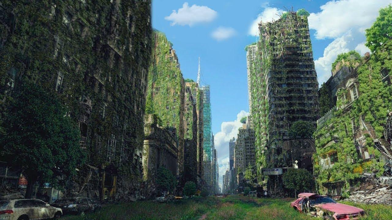 أكبر المدن المهجورة على كوكب الأرض.. مدن يسكنها الأشباح !!