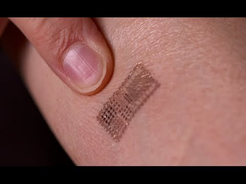 Electronic Tattoo - Science of Innovation