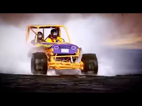Richard Hammond's Iceland Buggy Trip  BBC