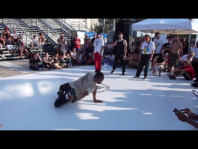Hip Hop Connection 2019 Highlights: BBoy Duna