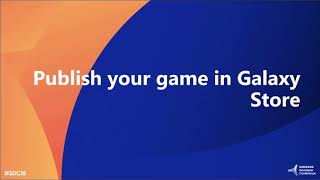 Monetize Your Games With Samsung In-App Purchase