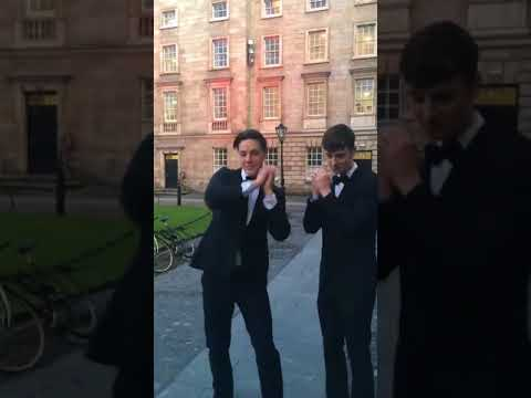 Dublin College Acapella Group 'Trinitones' Perform Amazing George Ezra Cover thumbnail