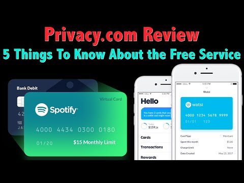 Privacy.com Review — How this Free Service Can Help Protect Your Money