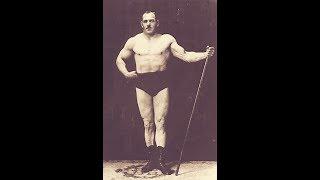 30кг-рывок Гёрнера узким хватом. Hermann Goerner close grip snatch-30kg.