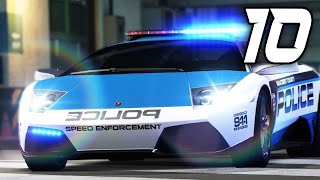 Need for Speed: Hot Pursuit Remastered - Part 10 - MY FAVORITE LAMBO 😍