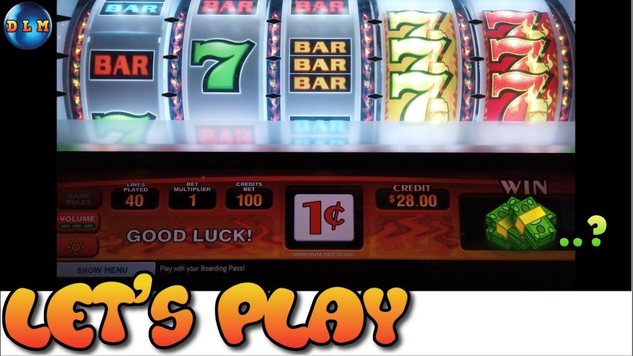 Red Hot Tamales Slot Machine