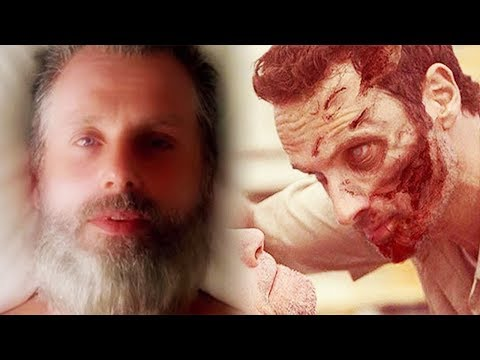 10 Ways THE WALKING DEAD Could Actually End (TWD FAN THEORIES)