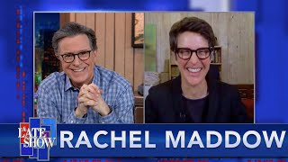 """Scariest Thing I've Ever Been Through"" - Rachel Maddow Opens Up About Her Partner's Covid-19 Fight"