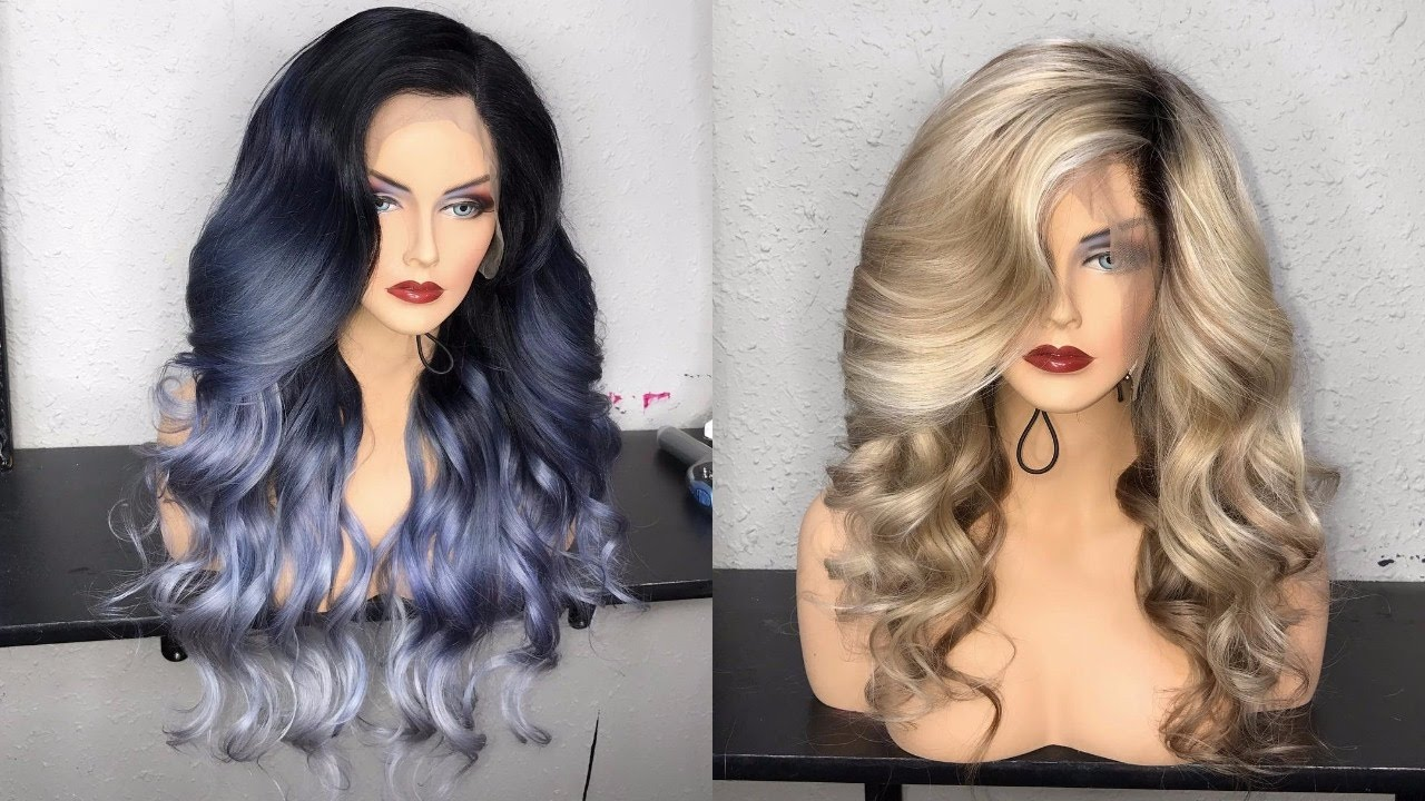 2017 Hair Color Trends New Hair Color Ideas For 2018 Youtube
