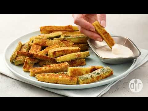 How to Make Baked Zucchini Fries | Baked Recipes | Allrecipes.com