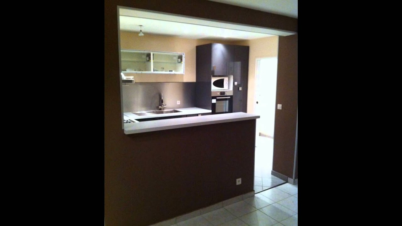 Projet detatech construction cuisine americaine sur mesure for Decoration de cuisine youtube