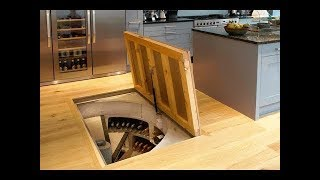 INCREDIBLE Hidden Storage And Secret Furniture compartments