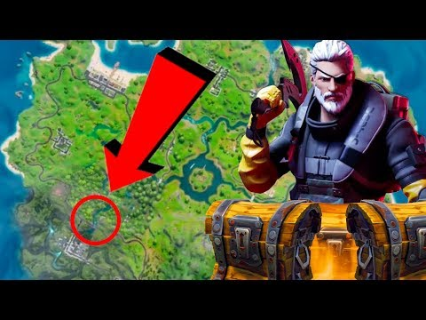 Fortnite: Top 10 Secret Drop Locations In Chapter 2 | The Countdown