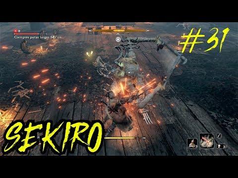 sekiro-shadows-die-twice-►-gameplay-espaÑol-cap-31-►-cienpies-patas-largas-sen´un
