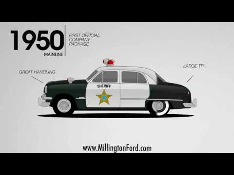 The Evolution of the Police Car