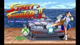 Street Fighter II: The World Warrior playthrough (Xbox One)