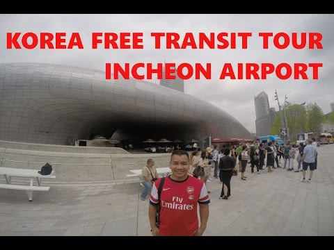 Incheon Airport Transit Tour I South Korea