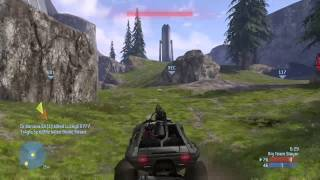 Warthog Splatter on Valhalla: 2 Fantastic Perspectives | Halo: The Master Chief Collection