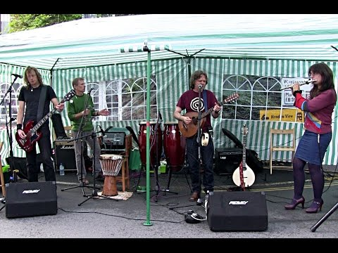 Stampita at Bampton Charter Fair