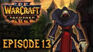 Let's Play 100% DIFFICILE FR - Warcraft III Reforged (Kylesoul) - ep13 : Les morts-vivants !