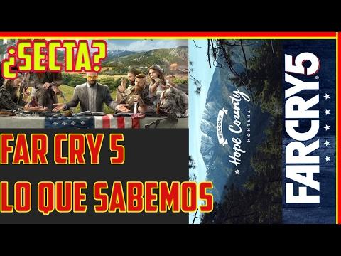 FAR CRY 5  TODO LO QUE SABEMOS ¿PS3 XBOX 360?  información -noticias español-