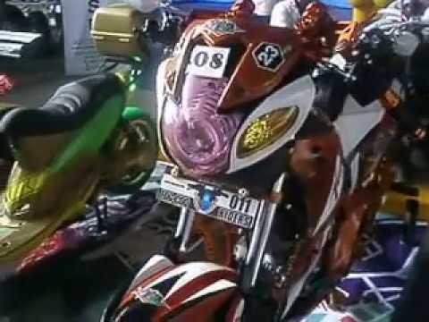Kawasaki Fury Rim Set