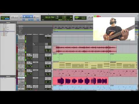 Recording REGGAE BASS. Top TIPS & TECHNIQUES for a round reggae tone.