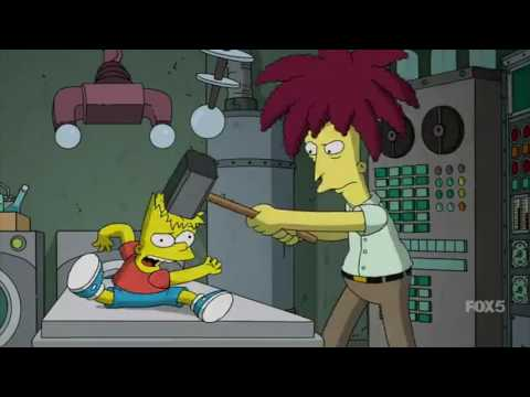 Симпсоны сезон 27 серия 5 обзор The Simpsons на русском