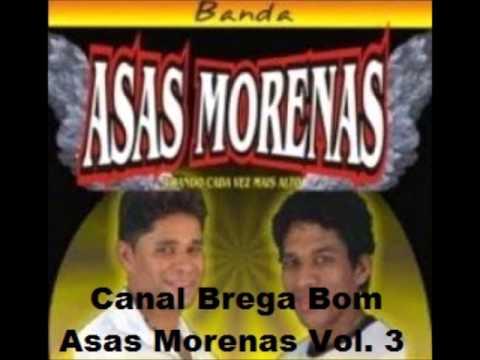 Asas Morenas Vol 03 CD RARO