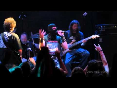 Jag Panzer - Shadow Thief live@Eightball Thessaloniki Greece 2014