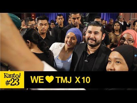 Best of Mahathir: anak Sultan Johor - love TMJ (We love Tengku Mahkota Johor)