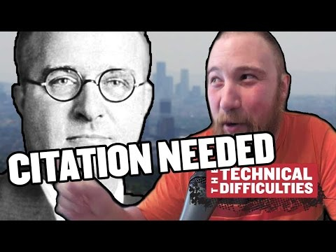 Thomas Midgley Jr and a Pope Infestation: Citation Needed 5x02
