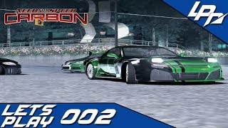 NEED FOR SPEED CARBON Part 2 - Kenji, Bushido (HD) / Lets Play NFS Carbon