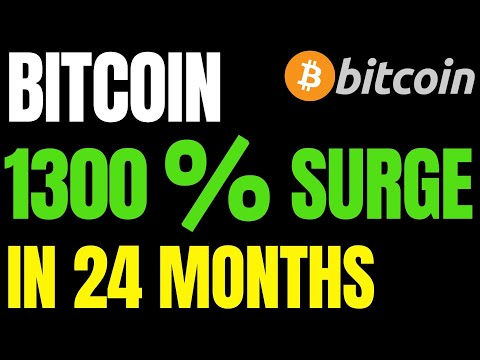 Bitcoin (BTC) Price Could Surge 1,300% In 24 Months   3 Hot Altcoins Leading The Crypto Market